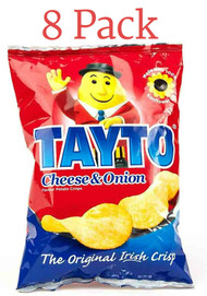 Tayto Cheese & Onion 8 Pack