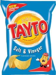 Tayto Salt & Vinegar 37g