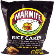 Marmite Rice Cakes 25g
