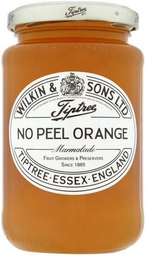 Wilkin & Sons Tiptree No Peel Orange Marmalade 454g