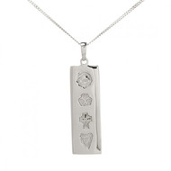 Hanging Pendant With Chain