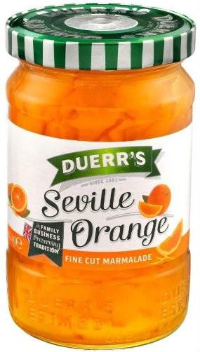 Duerrs Seville Orange Thin Cut Marmalade 454g