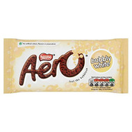 Aero Bubbly White Block 100g