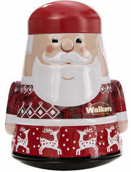 Walkers Santa Tin Shortbread 200g