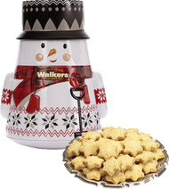 Walkers Snowman Tin Shortbread 200g