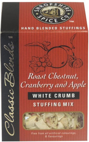 Shropshire Spice Co. Cranberry, Apple & Roasted Chestnut Stuffing Mix 150g