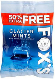 Foxs Glacier Mints 195g (Best By Apr 24th)