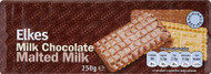 Elkes Chocolate Malted Milk Biscuits 250g