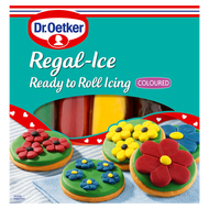 Dr. Oetker Ready To Roll Colored Icing 500g