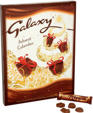 Galaxy Advent Calendar 110g (Best By Feb 19th)