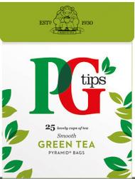 PG Green Tea Lemon 25 Pack