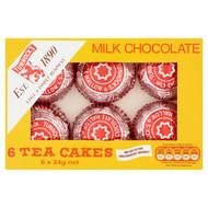 Tunnocks Tea Cakes 6 Pack