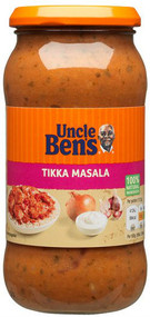Uncle Bens Tikka Masala Curry Sauce - 500g