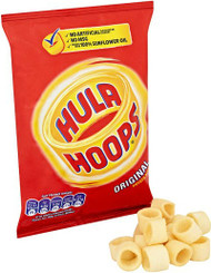 Hula Hoops Original 43g