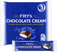 Frys Chocolate Cream 3 Pack (Best By Jan 11th)