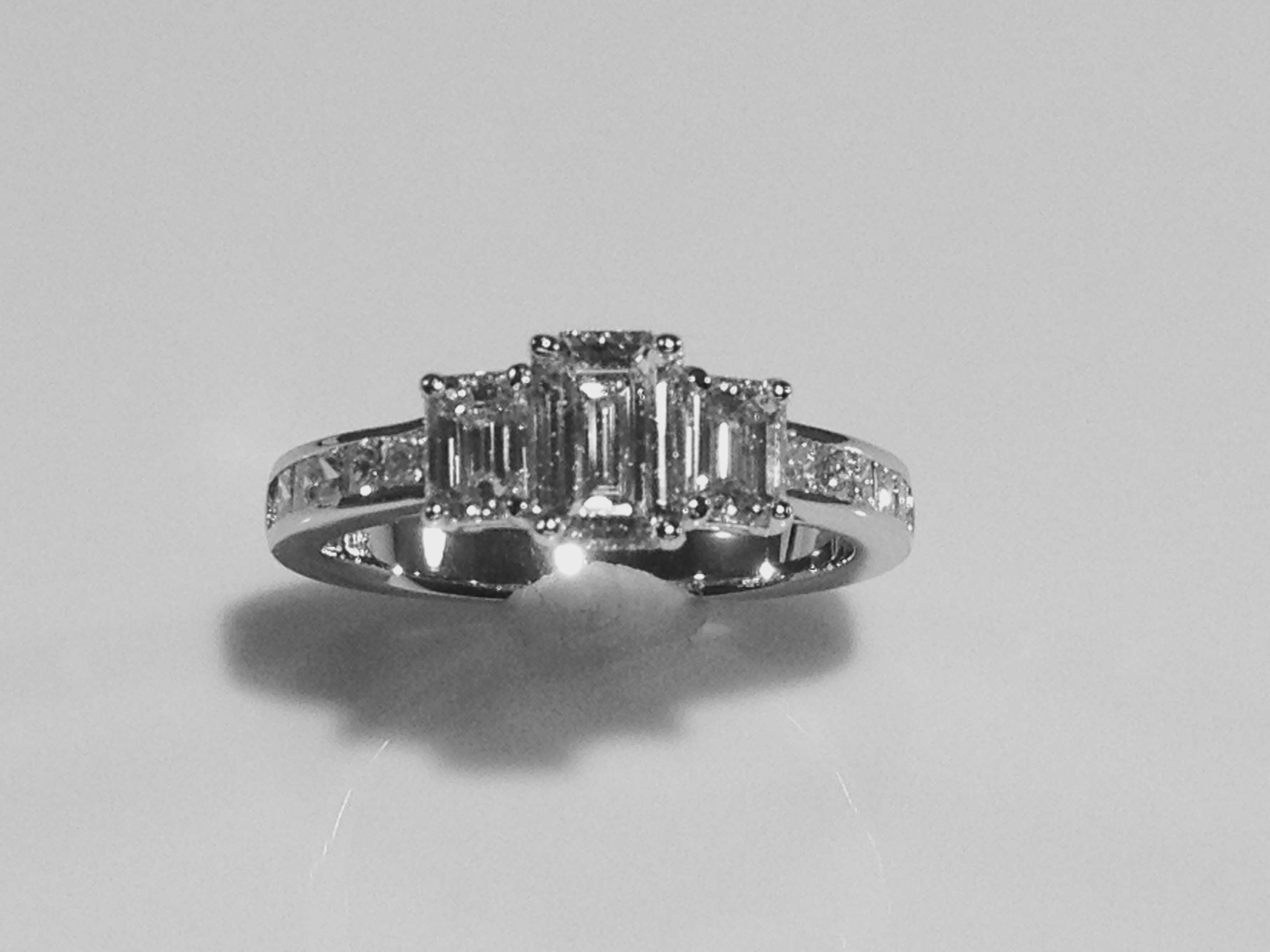solitaire diamond vintage jewellery nordhoff engagement custom rings perth