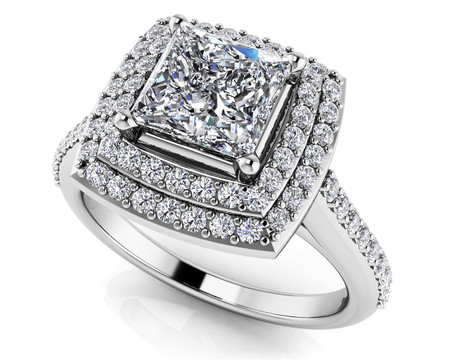 in diamond build rd gold engagement round halo rings your tw own white ct ring setmain
