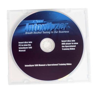 Intoxilyzer 500 Operational Training DVD