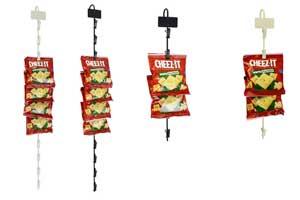 merchandising strips for incrreasing impulse sales