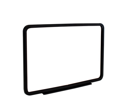 Magnetic Base Steel Sign Holder Black 11 Quot W X 7 Quot H The