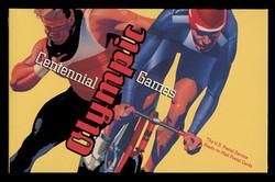 U.S. Scott # UX 242-61, 1996 20c Summer Olympics - Mint Picture Postal Card Set of 20
