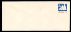 U.S. Scott # U 598/23, UPSS #3654/49A 1980 15c America's Cup - Mint (See Warranty)