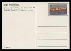 U.N.GEN Scott # UX  8, 1992 90c Geneva Offices - Mint Postal Card