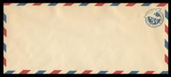 U.S. Scott # UC  1/23, UPSS #AM5/28 1929 5c Blue Plane (Tail Leans), Border Type c/3  - Mint (See Warranty)