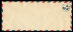 U.S. Scott # UC  1/23, UPSS #AM6/28 1929 5c Blue Plane (Tail Leans), Border Type d/4  - Mint (See Warranty)