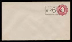 U.S. Scott # UC  8a/13, UPSS #AM35/39 1945 6c on 2c Washington, Die 7 - Mint (See Warranty)