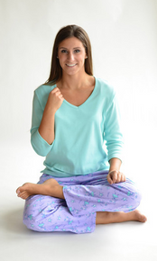 Pillow Talk Nursing PJ Set