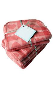 Breast is Best Soft Flannel Baby Cloths - pack of 6