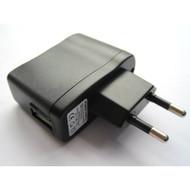 Euro USB 1A Wall Plug Charger