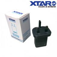 Xtar UK Plug USB Mains Adapter