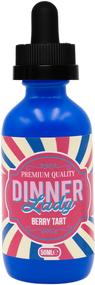 Dinner Lady Berry Tart 50ml Shortfill