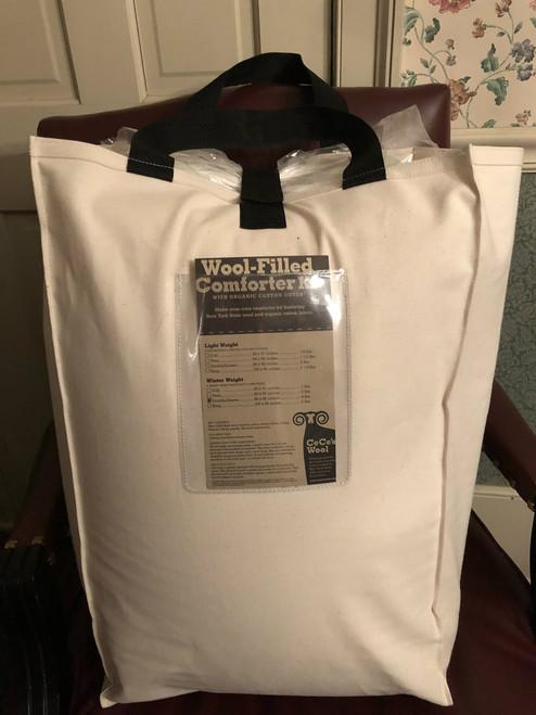 Kit bag.