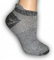 Alpaca socks low profile