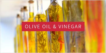 Greek Olive Oil and Vinegar