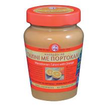 Macedonian Orange Tahini 12.4oz Jar