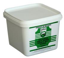 Optima Bulgarian White Cheese 2Lb Plastic Tub
