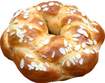 Titan Bakery Tsoureki 2lb. Loaf