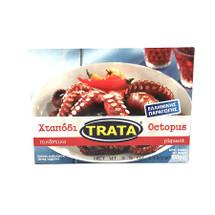 Trata Piquant Octopus 100g Can