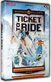 Warren Millers Ticket to Ride DVD and Blu-Ray Combo Pack