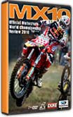 World MX Championship 2010 DVD  (Free with orders over $30)