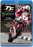 TT Isle of Man 2015 Blu-Ray