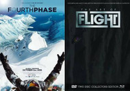 The Fourth Phase and Art of Flight Combo DVD Blu Ray Pack