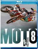 Moto The Movie 8 Blu-Ray