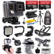 GoPro Action Camera Accessories Bundle