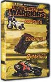 Urban Street Bike Warriors: Smashes Crashes & Bashes DVD