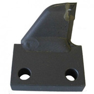 """CA23658 Side Mount Bolt-On Shark/Scorpion Tooth Adapter--4"""" Right"""